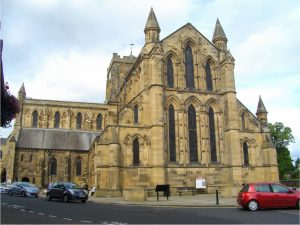 Hexham Abbey Northumberland