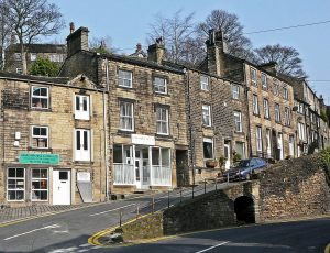 Holmfirth, Derbyshire and the Peak District