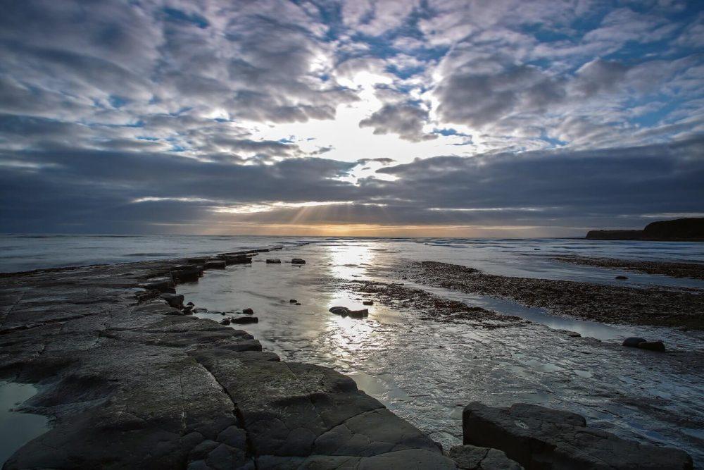 Kimmeridge Bay Feature