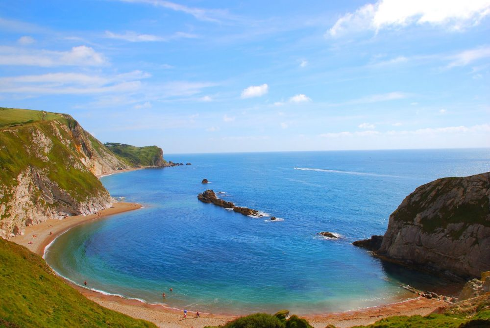 Lulworth Cove Feature