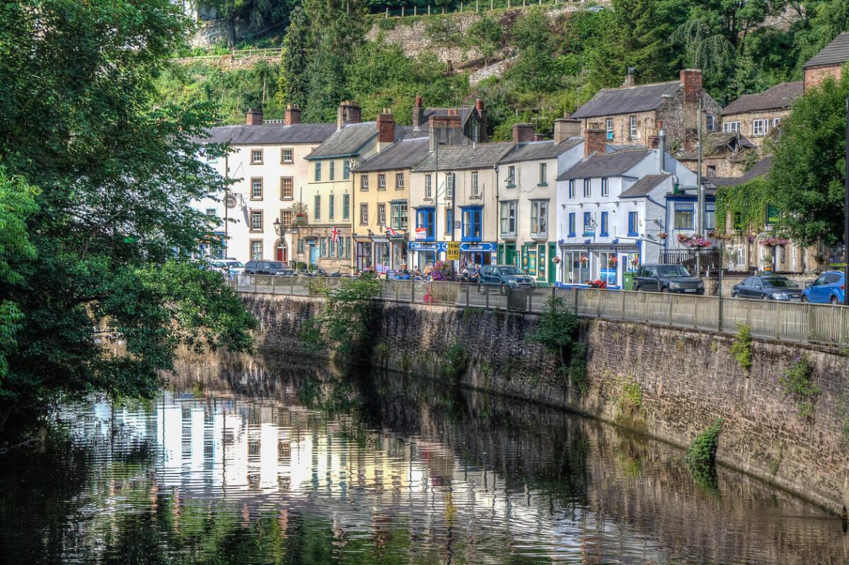 Matlock Bath River Derwent