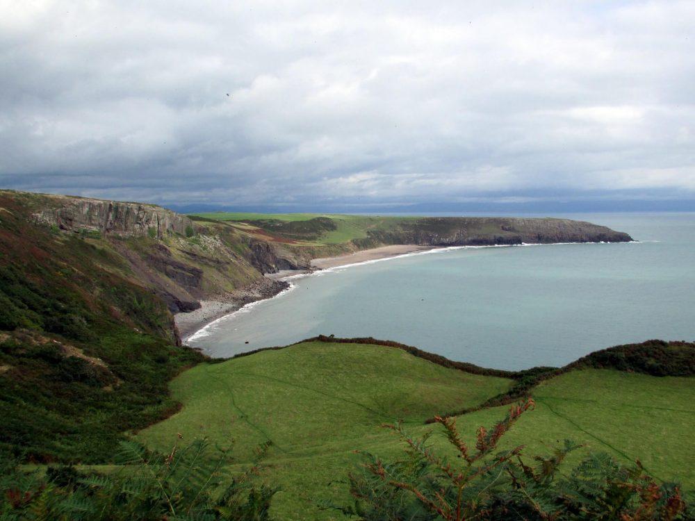 Porth Ceiriad View Feature