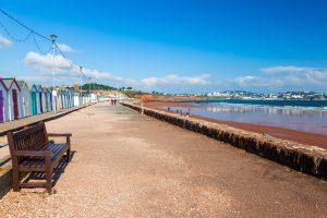 Preston Sands Beach Paignton Devon