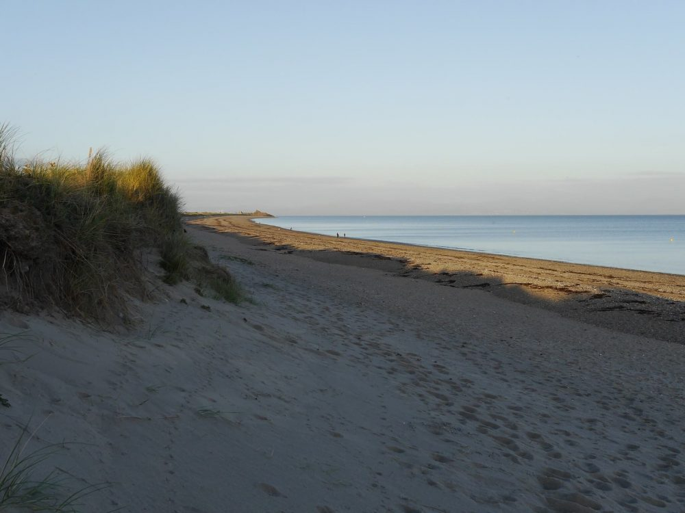 Pwllheli Beach Feature