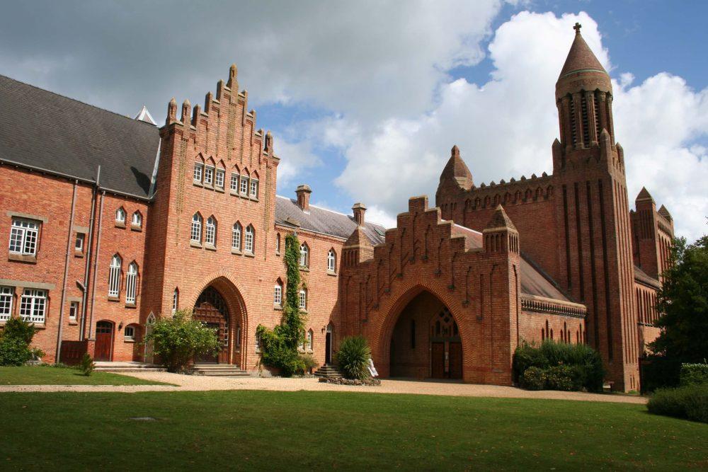 Quarr Abbey
