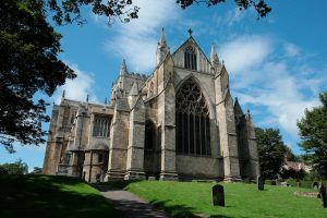 Ripon Cathedral, North Yorkshire