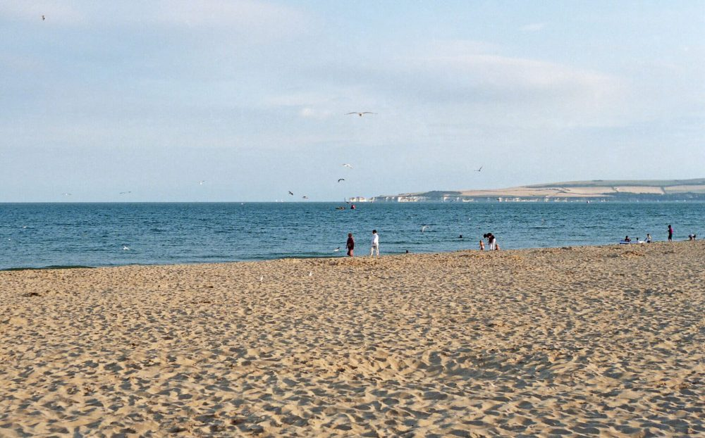 Sandbanks Beach Feature