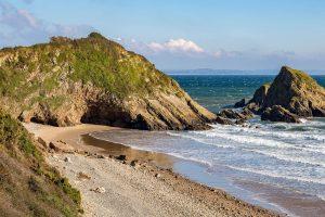Saundersfoot Coast