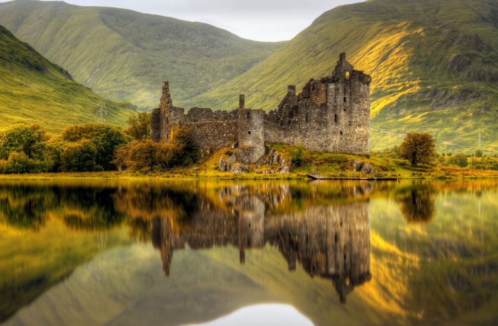 Travel Guide To Scotland Visitor Information Sykes