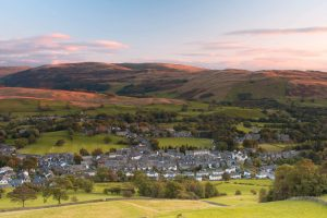 Sedbergh Countryside, North Yorkshire