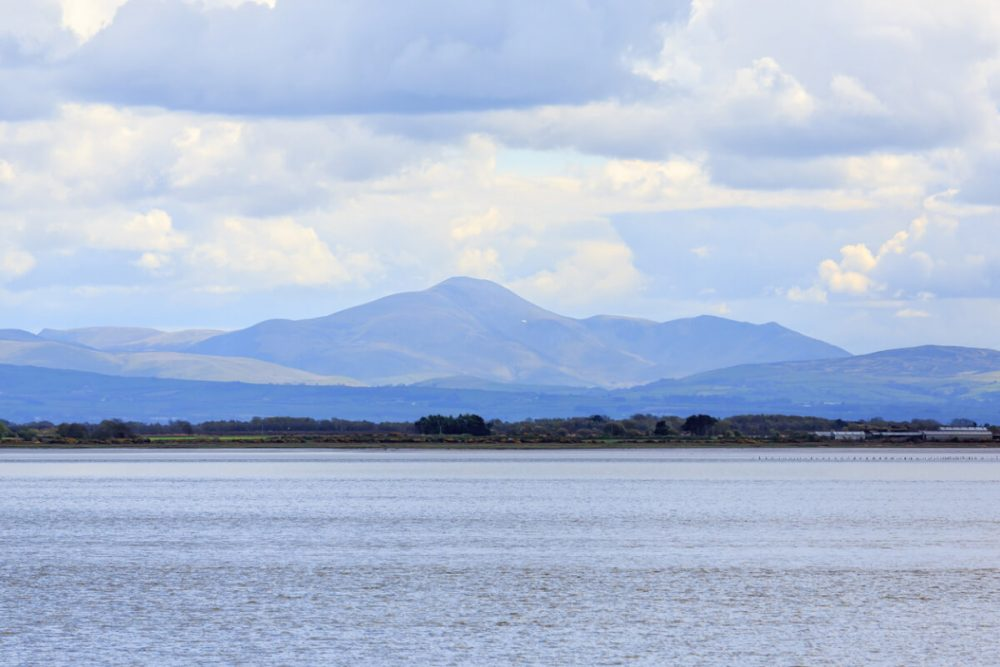 Solway Firth coast lake district