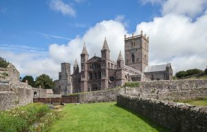 St David's Cathedral Pembrokeshire