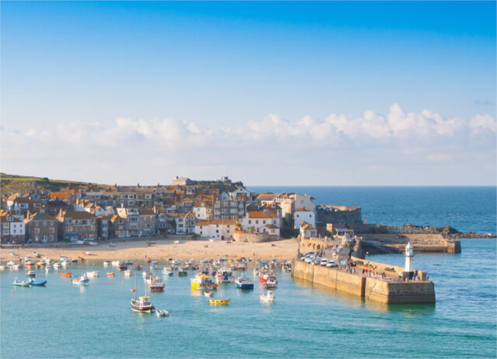 Harbour at St Ives