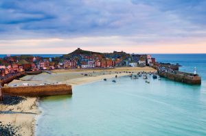 Scenic shot of St Ives, Cornwall