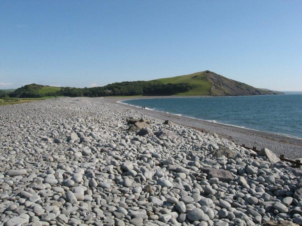 Tan Y Bwlch Beach Feature