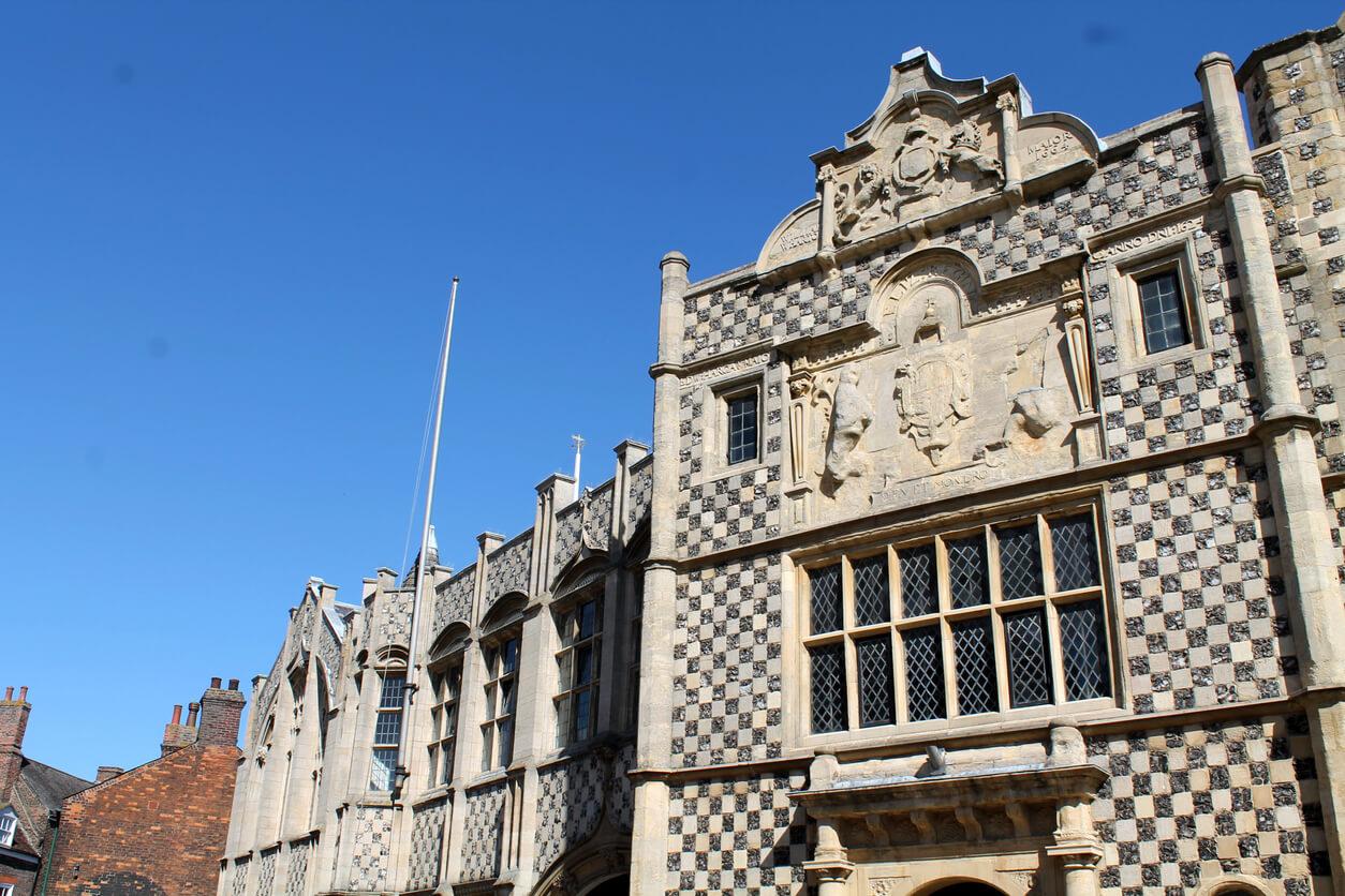 Trinity Guildhall King's Lynn
