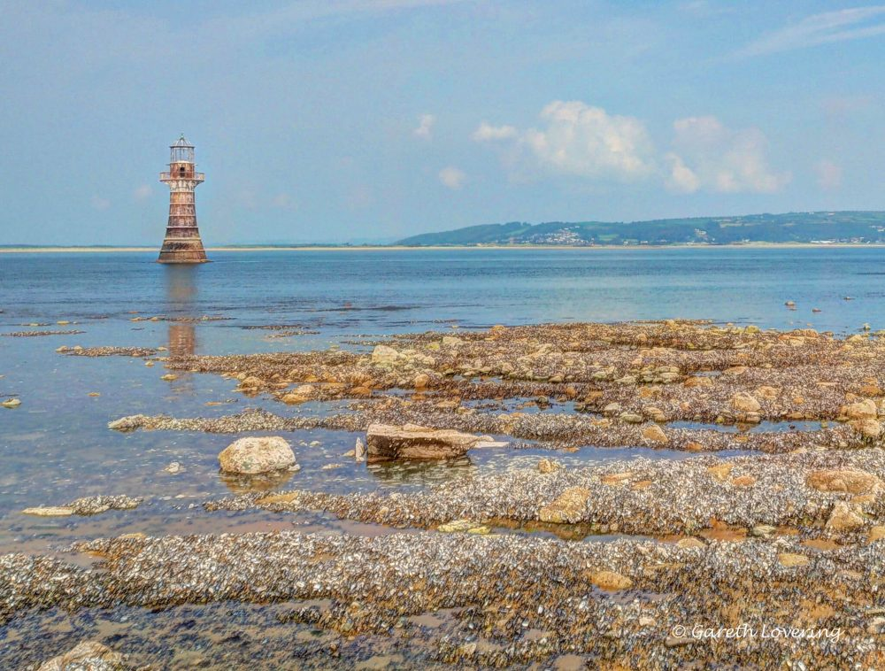 Whiteford Lighthouse Burry Port Feature
