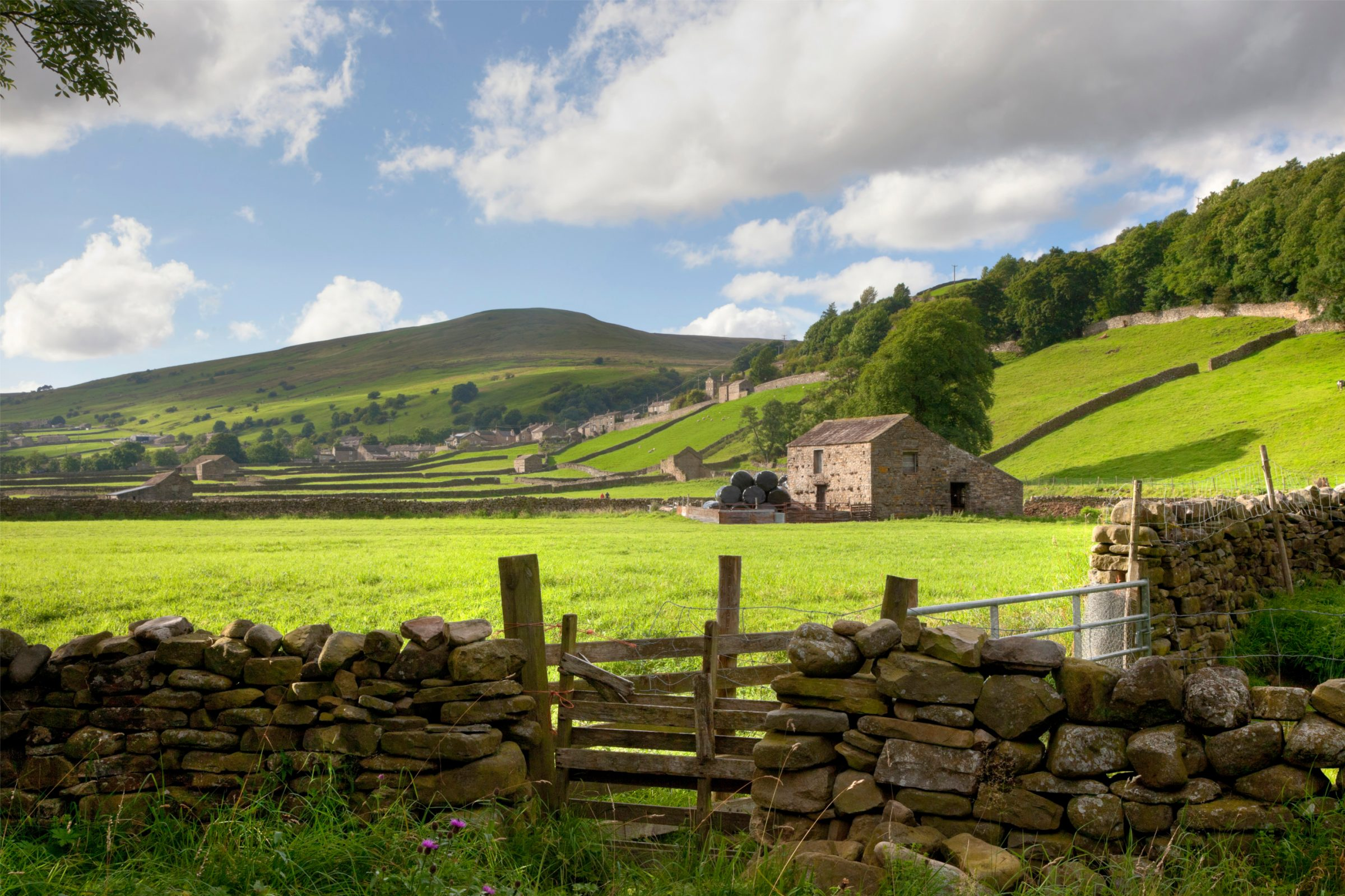 holidays in the yorkshire dales