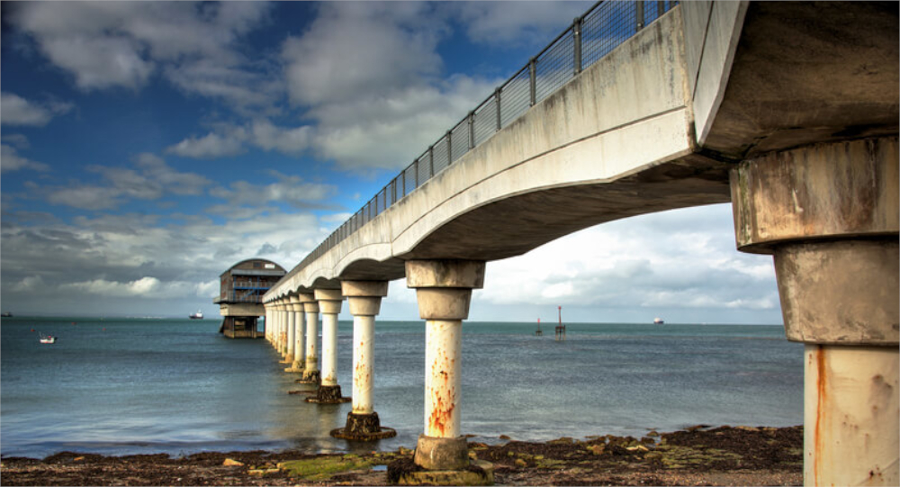 lifeboat station in bembridge