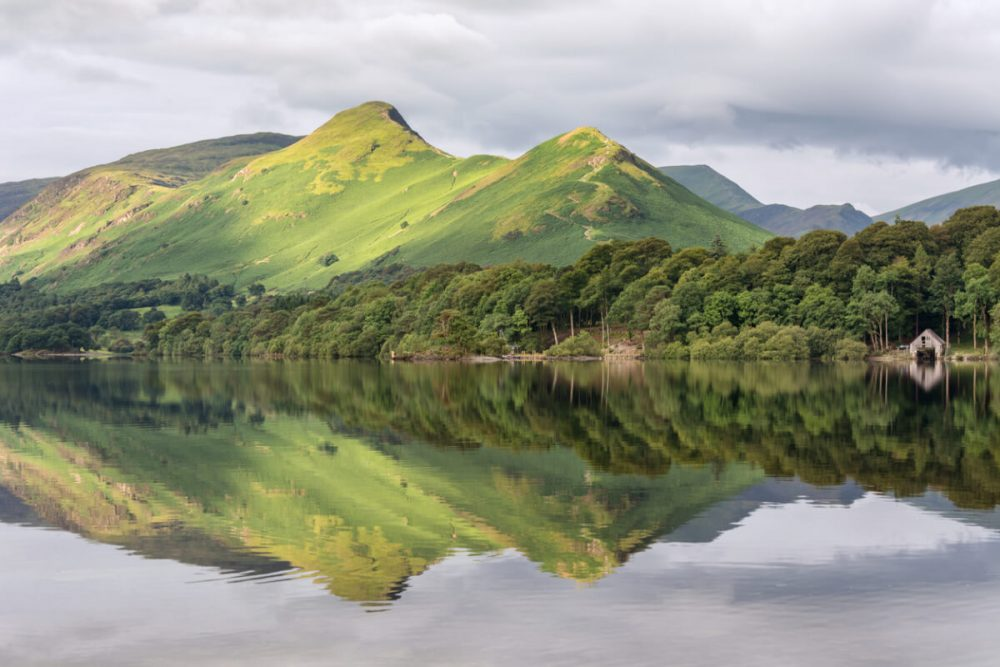 catbells mountain lake district