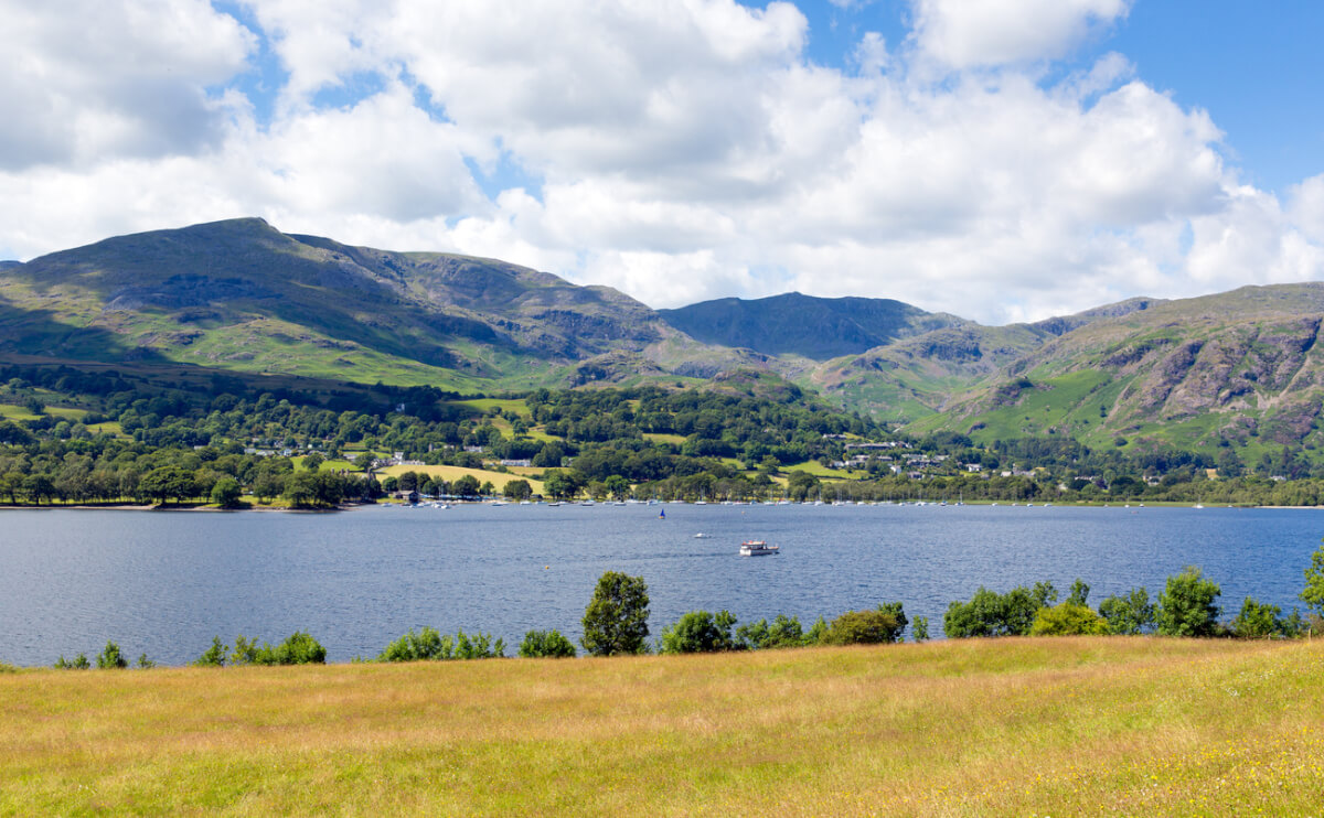coniston water lake district