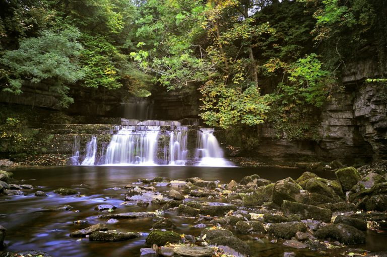 hawes waterfall cotter force
