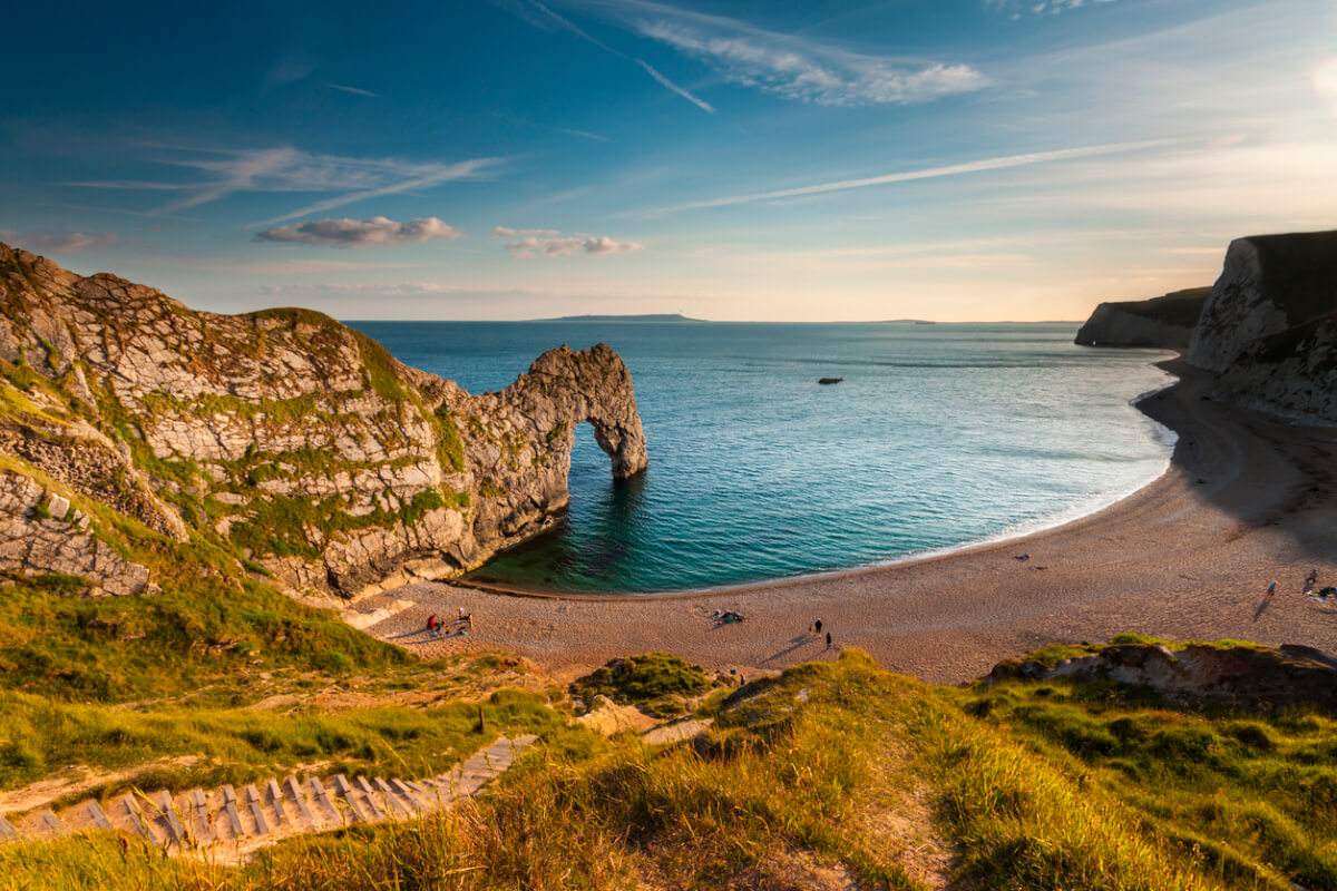 durdle door beach dorset
