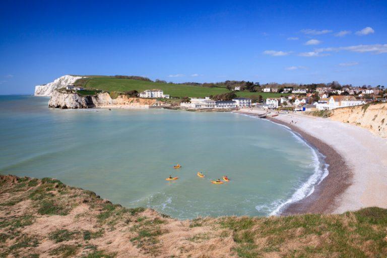 freshwater bay beach isle of wight