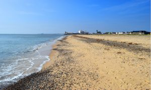 beach in great yarmouth