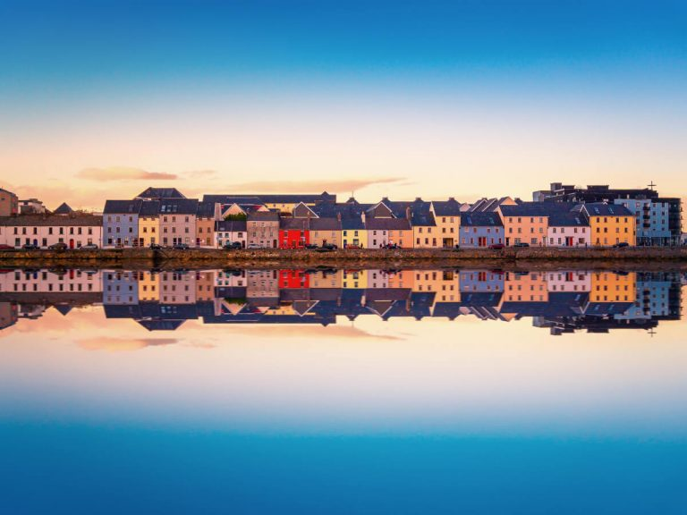 houses the claddagh galway ireland