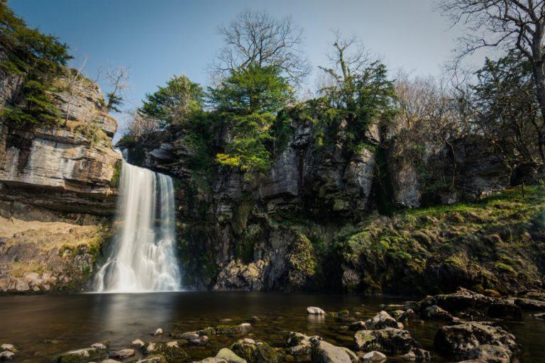 ingleton falls yorkshire