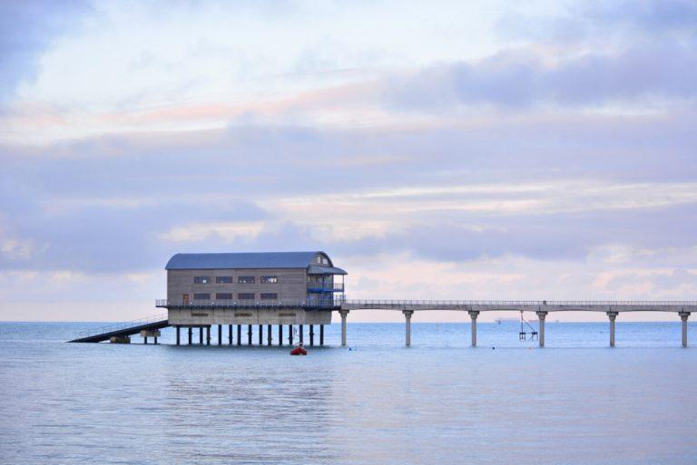 lifeboat station coast bembridge