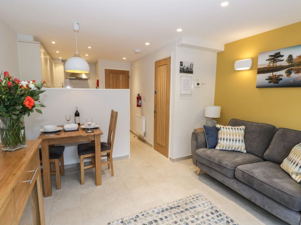 luxury cottages in Coniston