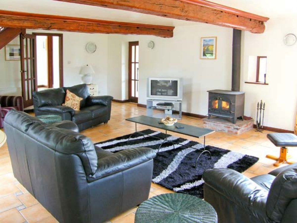 luxury cottages in brecon