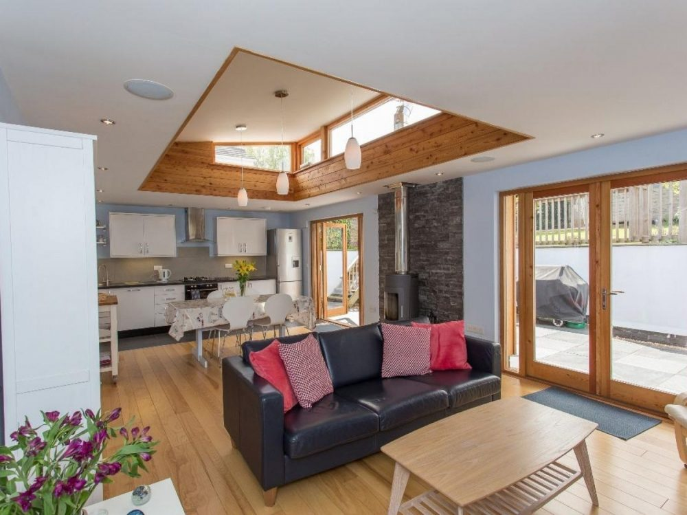 luxury cottages in dartmouth