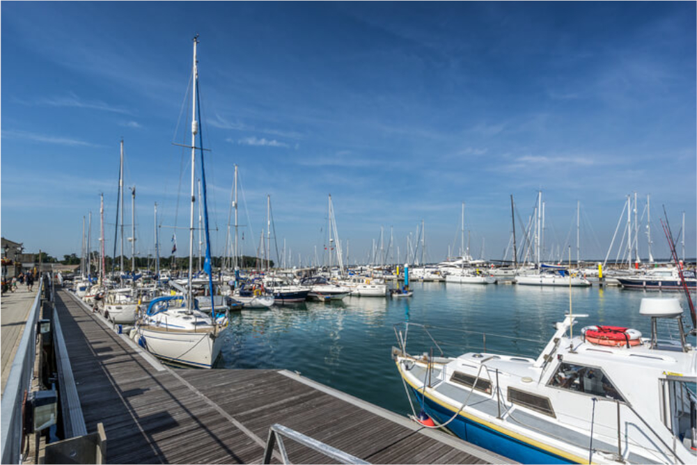 yarmouth marina isle of wight