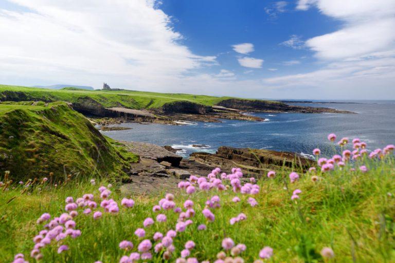 mullaghmore head county sligo coast ireland