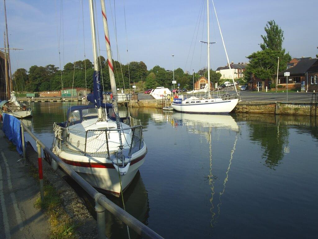 newport quayside isle of wight