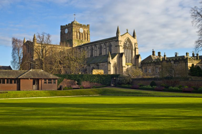 northumberland hexham abbey