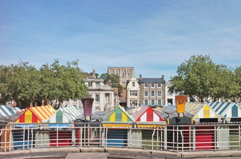 norwich city centre market