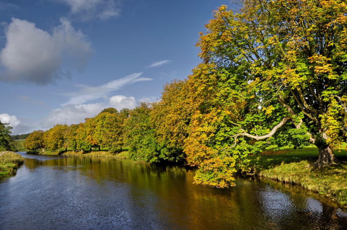 river wharfe yorkshire dales