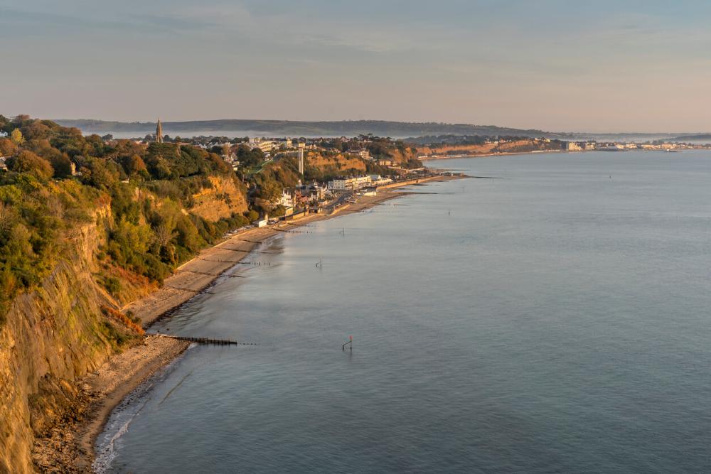 sandown coast