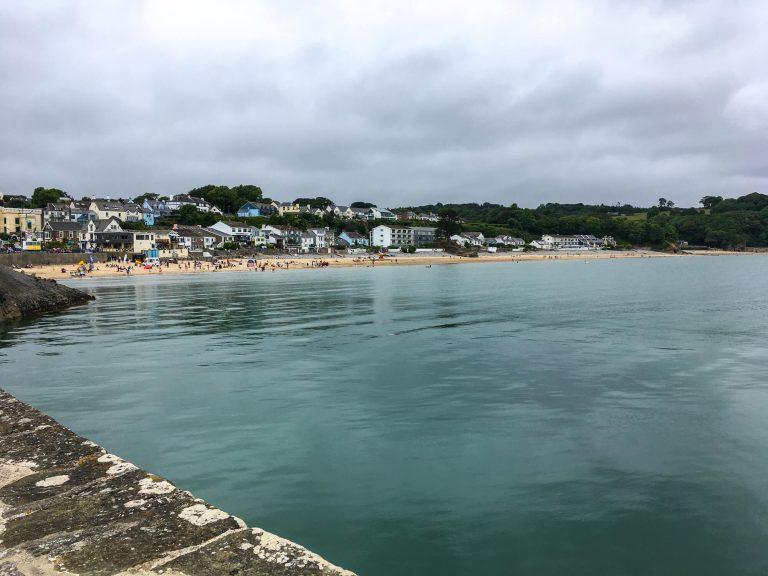 saundersfoot beach wales