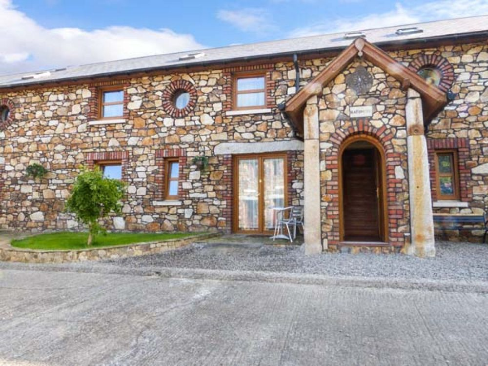 self catering county wicklow