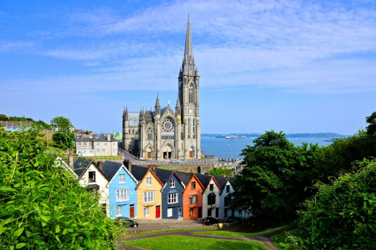 st colmans cathedral cork ireland