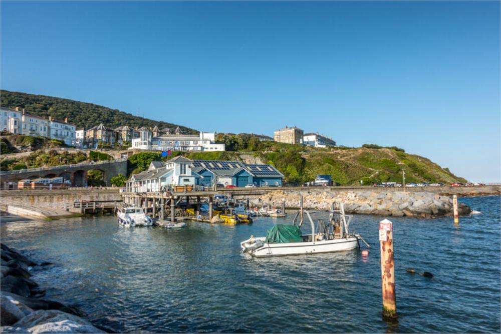 ventnor harbour isle of wight