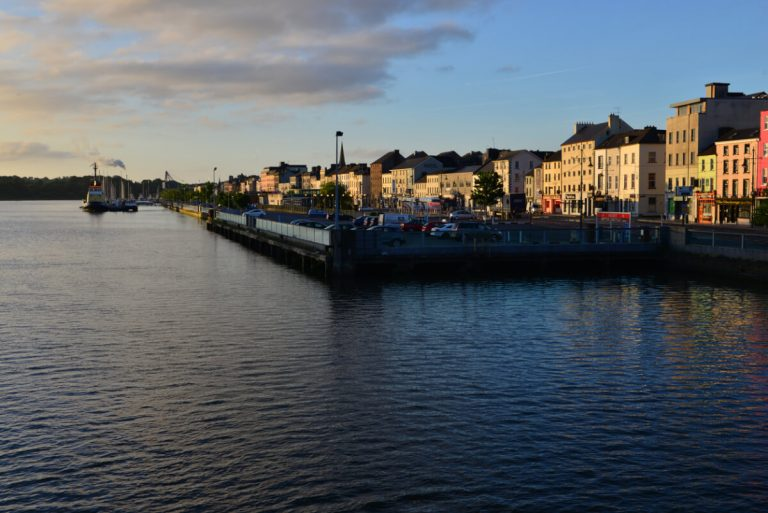 waterford city river ireland