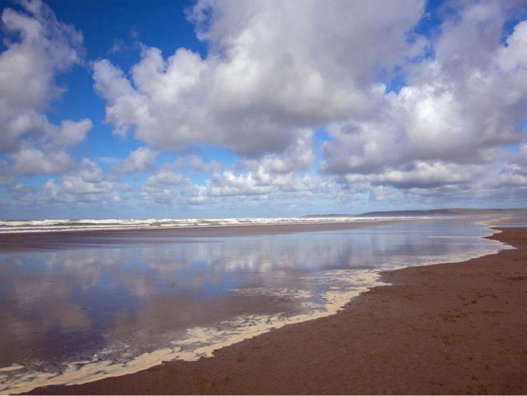 westward ho beach devon