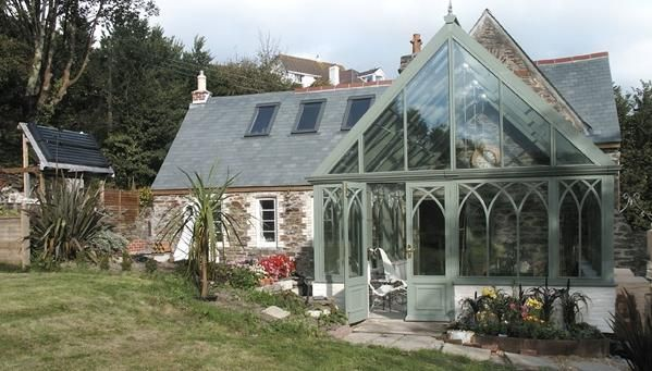 Quirky holidays isle of wight for Unique holiday cottages