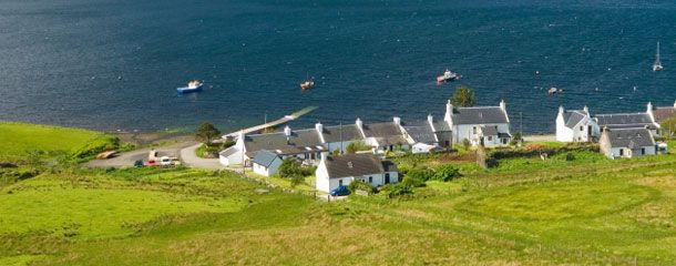 Coastal Cottages - Isle of Syke
